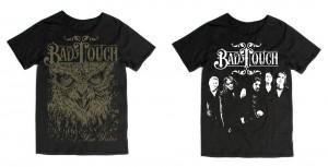 both tshirts
